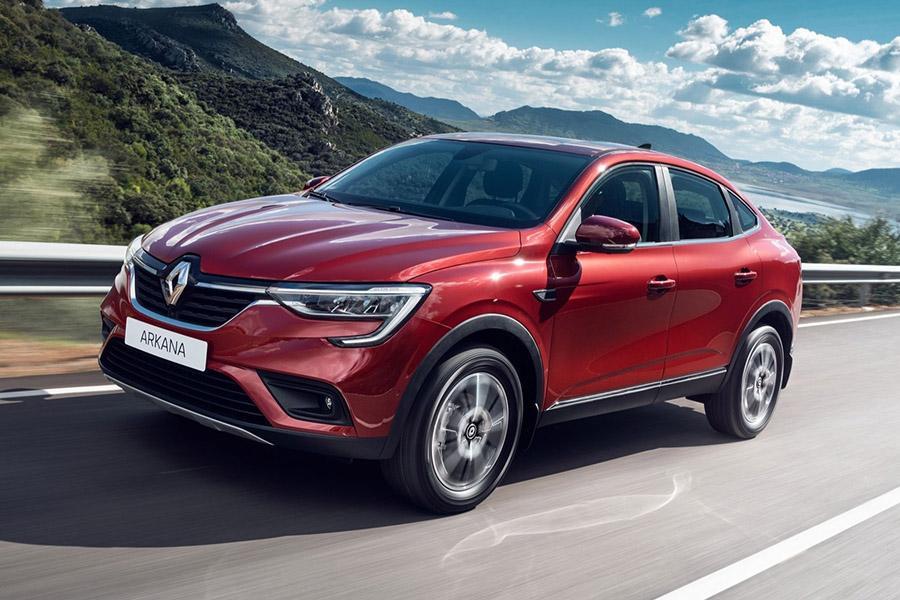 В Москве презентовали Renault Arkana