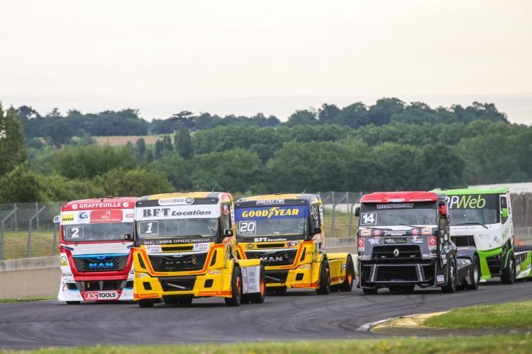Goodyear еще три года будет поставлять FIA свои шины для гоночных грузовиков