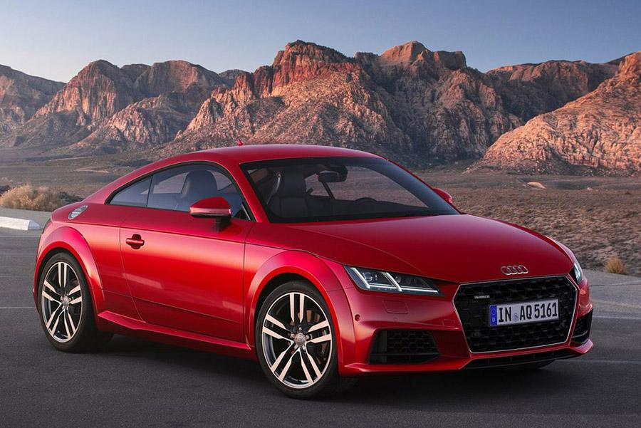 Audi отказывается от модели TT