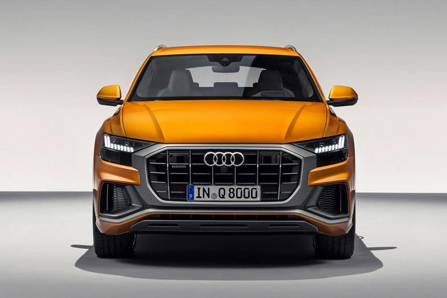 Audi представит до конца года семь кроссоверов