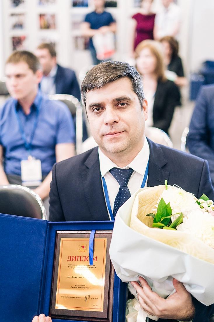 «Воронежсинтезкаучук» признан лучшим экспортером региона