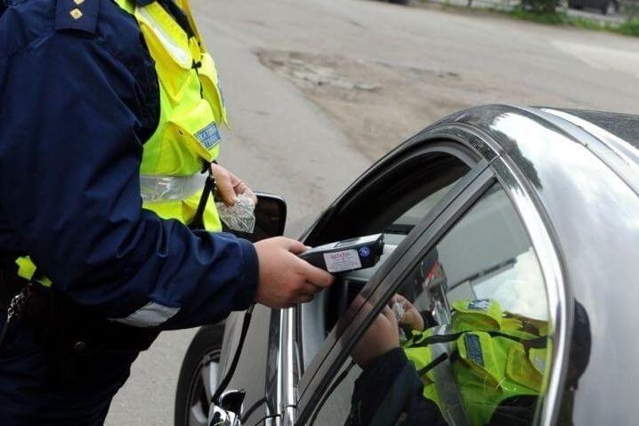 ГИБДД рассказала о статистике по пьяным водителям