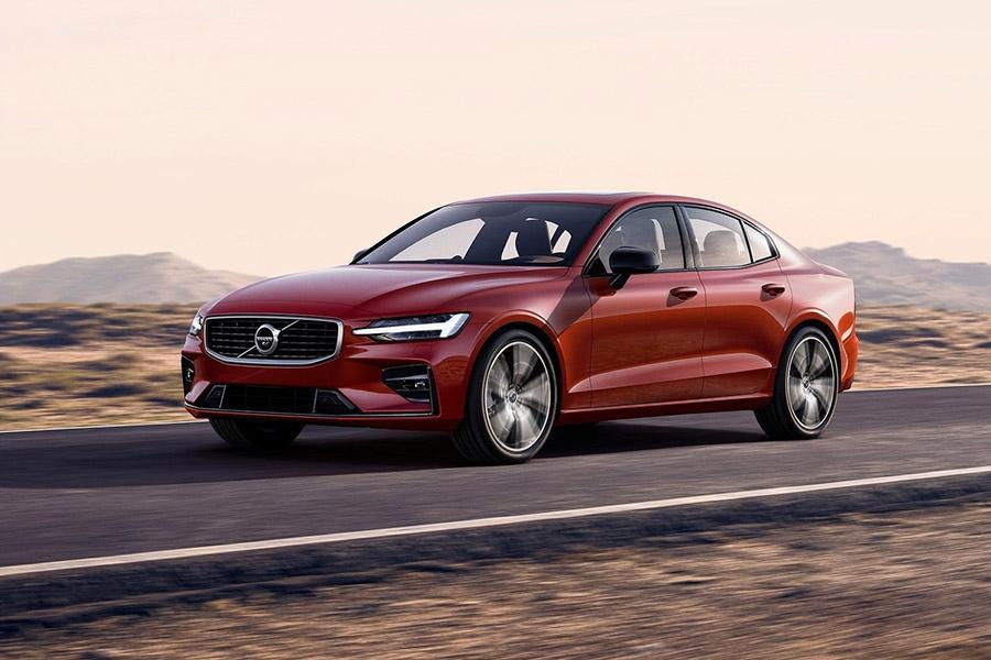 Открыт прием заказов на седан Volvo S60
