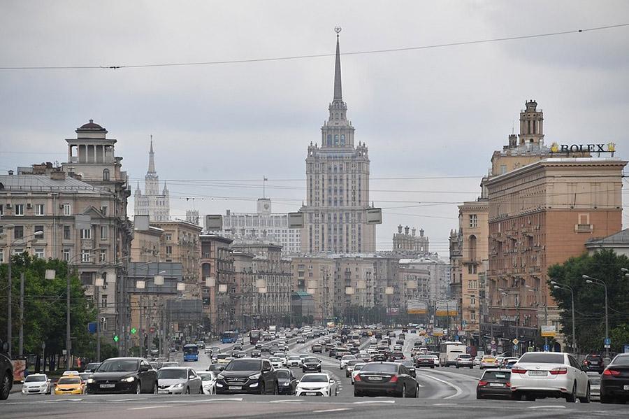 Названа примерная стоимость проезда по дублеру Кутузовского проспекта