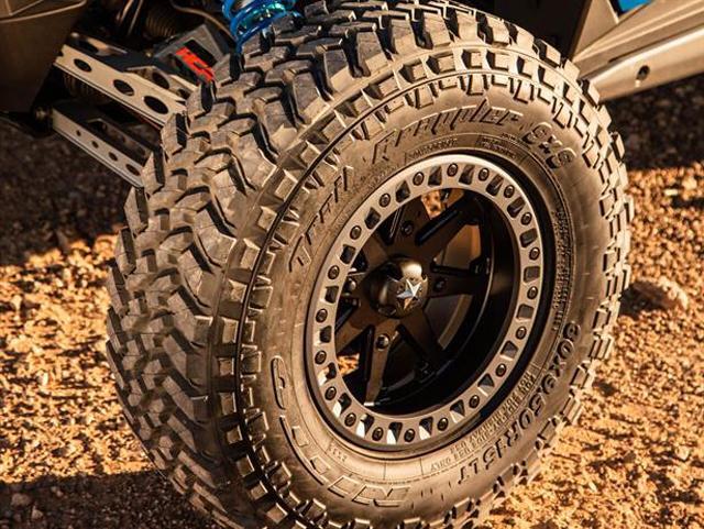 В США стартовали продажи новой мотовездеходной шины Nitto Trail Grappler SxS