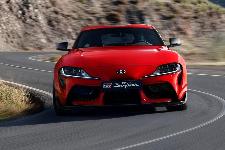 Toyota назвала стоимость купе Supra