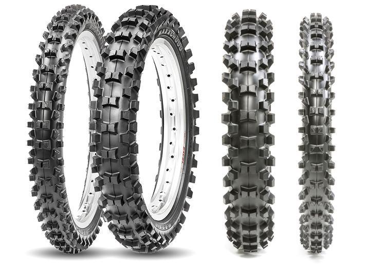 Maxxis выводит на рынок новые шины Maxxcross MX-ST для мотокросса