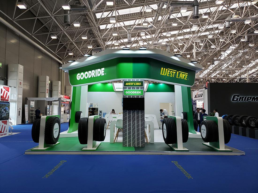 ZC Rubber показала в Италии премиальные TBR-шины брендов Westlake и Goodride