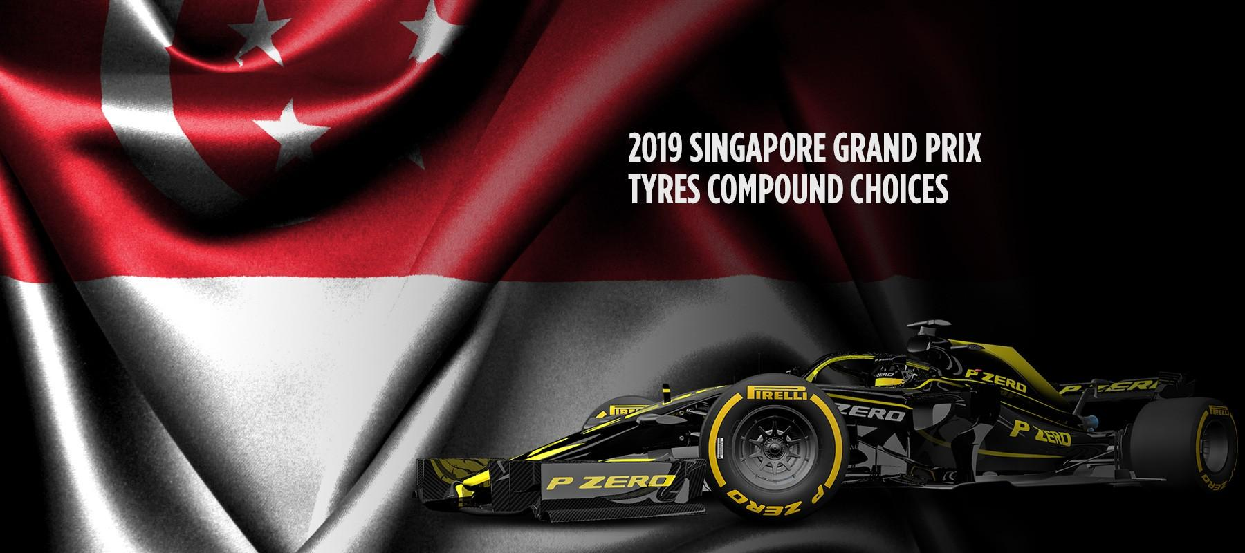 Пирелли привезет в Сингапур свои самые мягкие гоночные слики