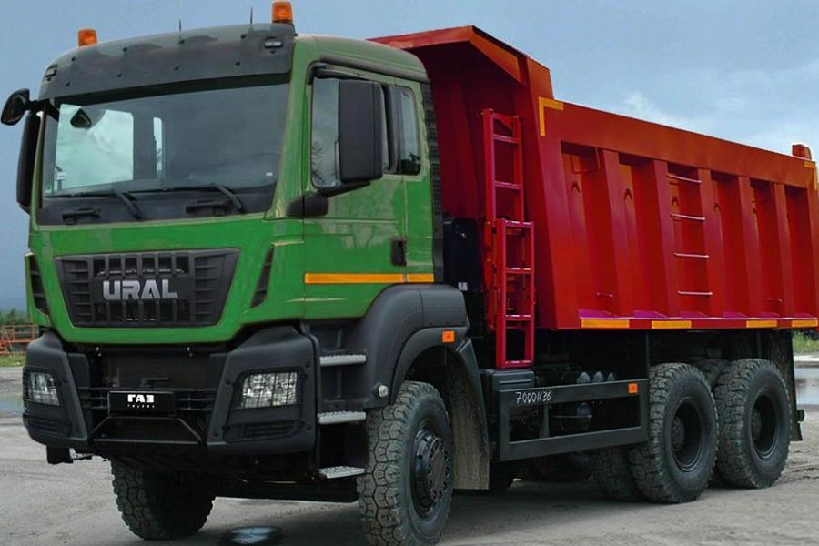 «Урал» выпустит бескапотный грузовик