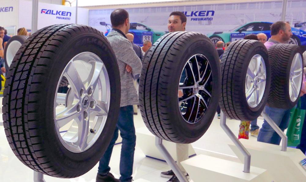 Falken Tyres намерена увеличить свое присутствие на европейском рынке грузовых шин
