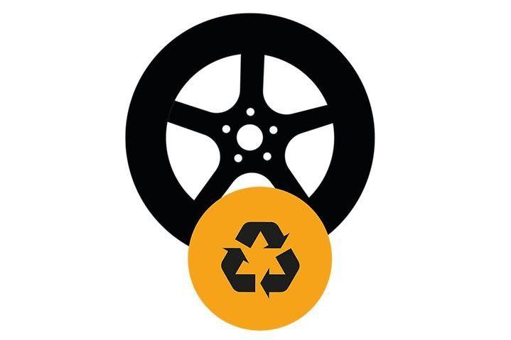 Continental - первый производитель шин, взявший на себя ответственность за утилизацию своих шин