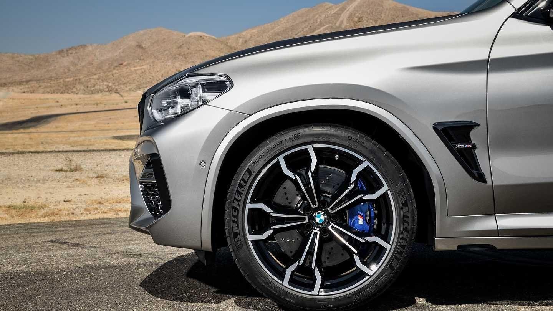 Michelin Pilot Sport 4S* - спецобувь для новых заряженных кроссоверов BMW M