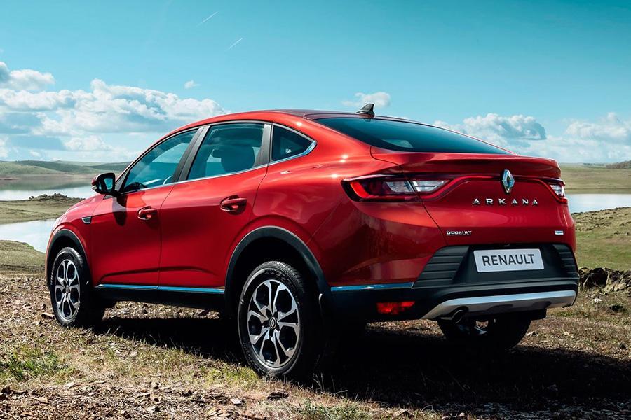 Renault Arkana: важная подробность