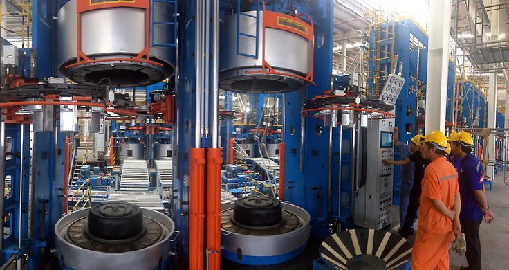Тайский завод Double Coin вышел на максимальную мощность