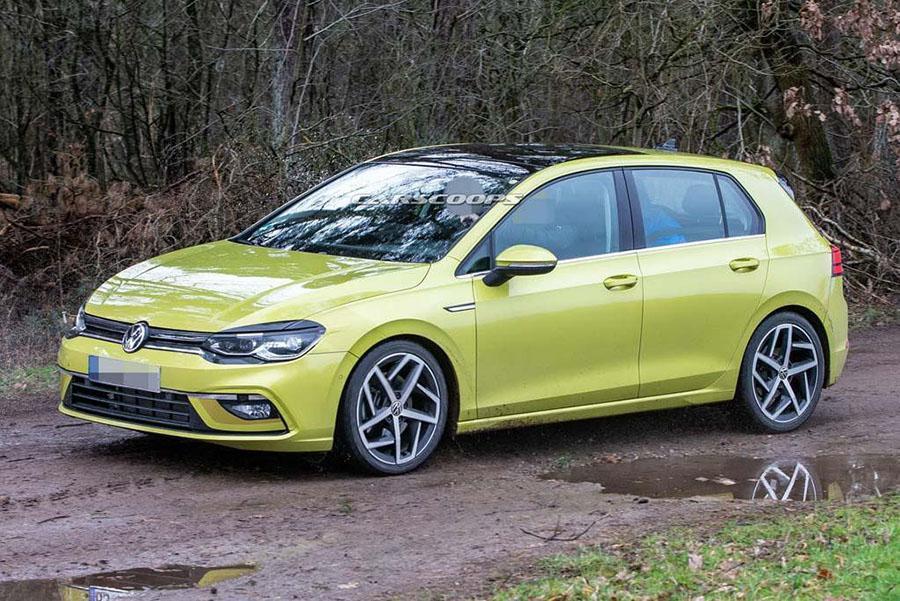 Volkswagen определился со временем премьеры нового Golf