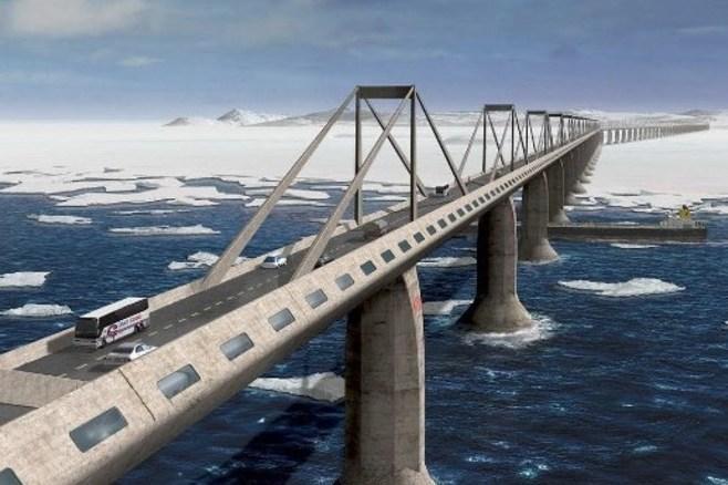 Мост на Сахалин: названа примерная стоимость
