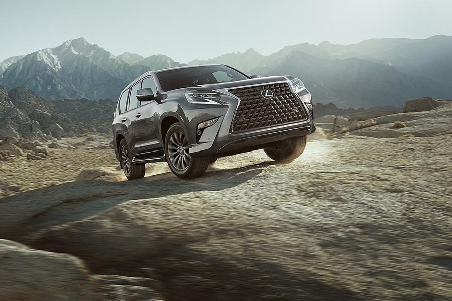 Lexus GX перенес очередной рестайлинг