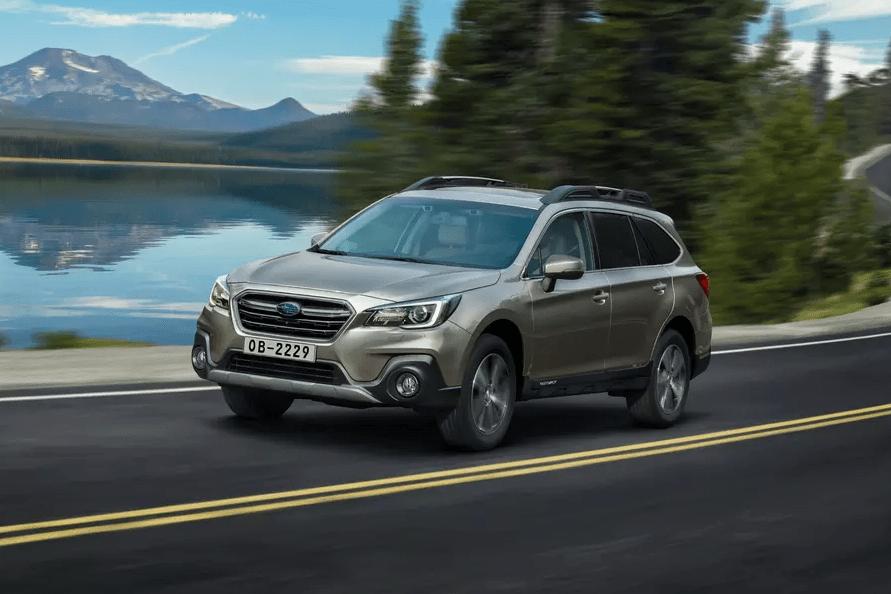 В России появился обновленный Subaru Outback