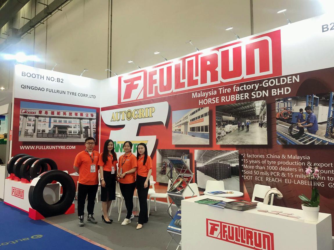 Fullrun Tyre укрепляет свои позиции на европейском рынке