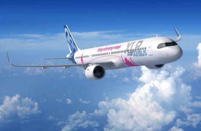 Goodyear будет поставлять свои авиашины для новых самолетов Airbus A321XLR