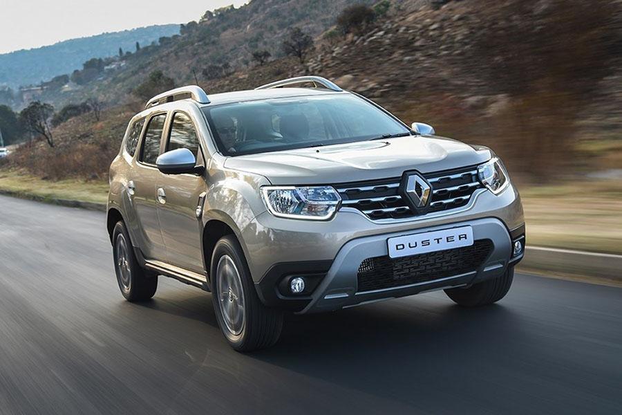 Renault Duster третьего поколения: первые подробности
