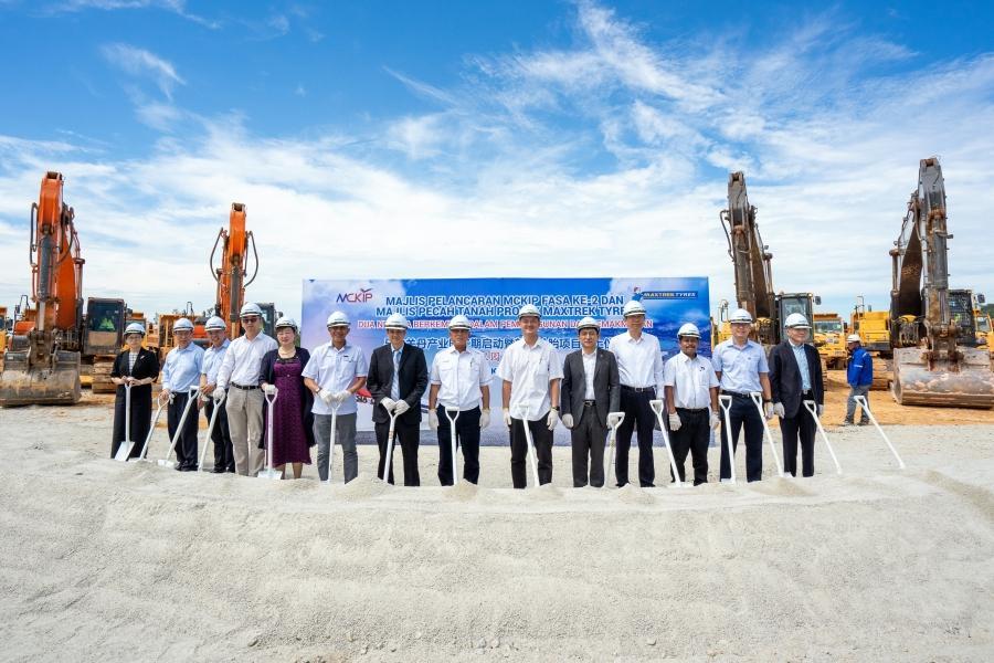 Китайская Zhaoqing Junhong построит шинный завод в Малайзии