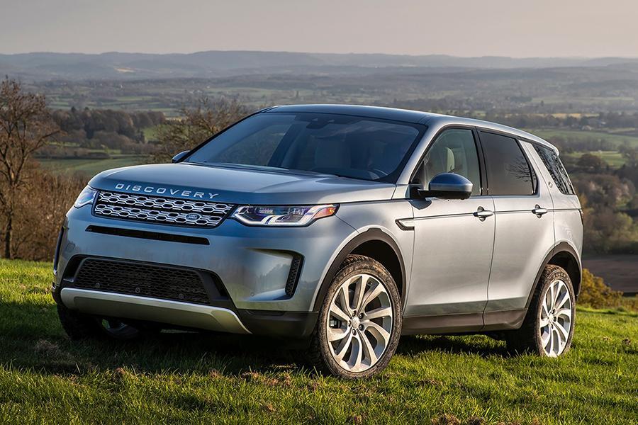 Рестайлинг повысил в цене Land Rover Discovery Sport