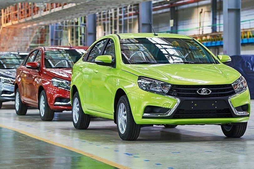 Украина запретила импорт российских автомобилей (и не только их)