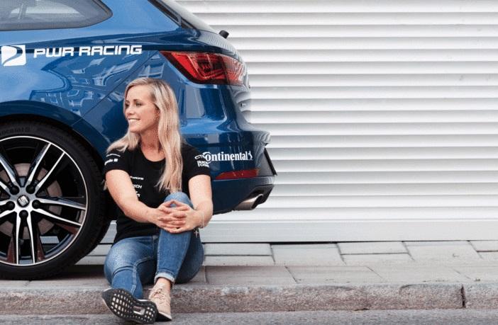 Шины Continental для новой серии Extreme E будет тестировать шведская пилотесса