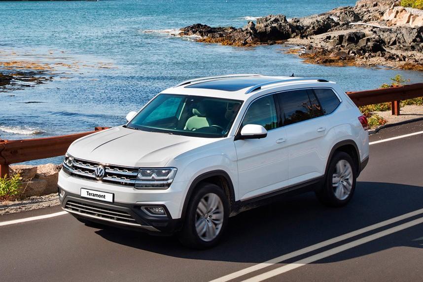 Volkswagen Teramont стал дешевле в содержании