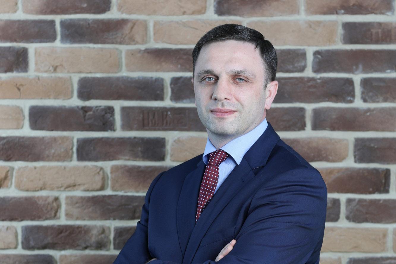 Дмитрий Молоканов - новый гендиректор компании Мишлен в Восточно-Европейском регионе