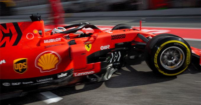 Команды F1 определились с выбором шин на Гран-при Великобритании 2019 года