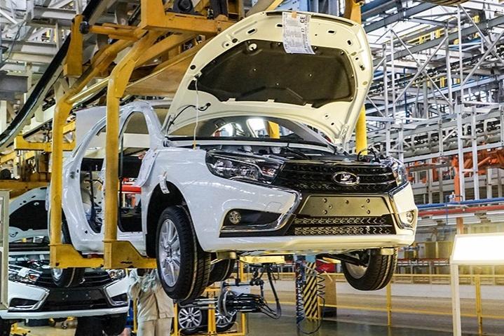 АвтоВАЗ возобновляет производство