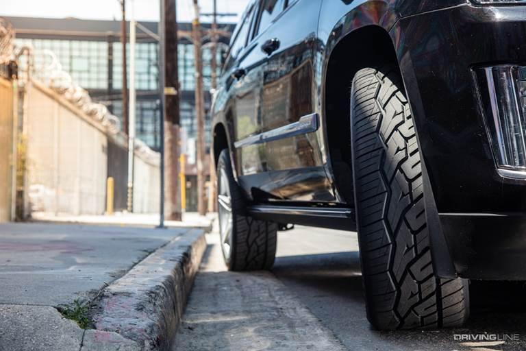 На рынок Америки выходит новая всесезонка Nitto NT420V для роскошных SUV