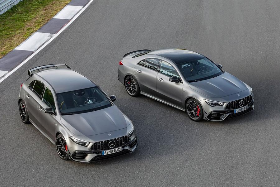 Mercedes-AMG выкатил очень «злые» модели