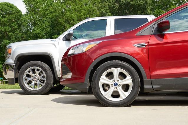 На американский рынок вышли две новые всесезонки от Continental Tire