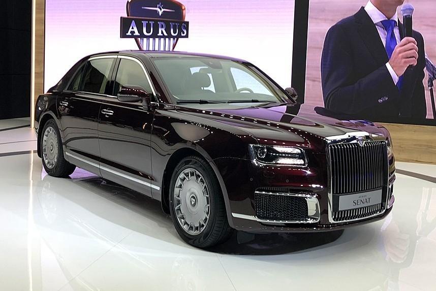 «Аурус» превзойдет по цене Mercedes-Maybach