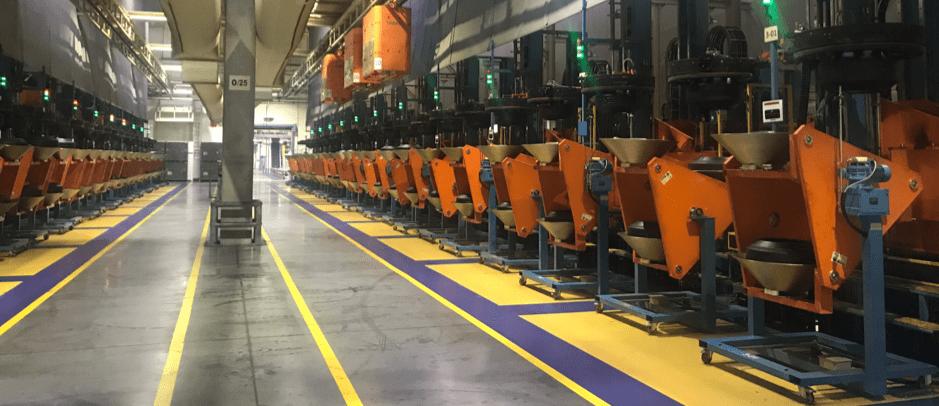 Bridgestone выделит €36 млн на цифровизацию своих европейских заводов