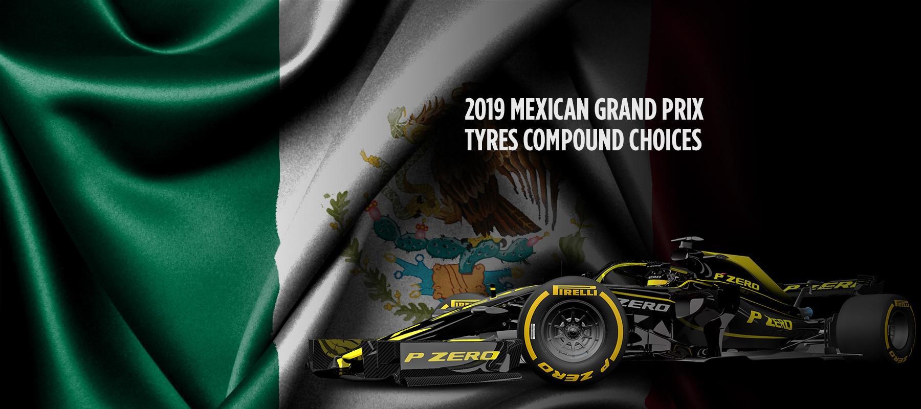 В Пирелли выбрали шины для мексиканского этапа Формулы-1