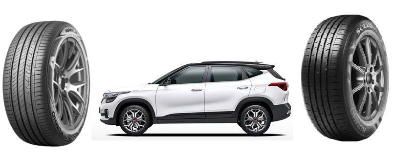 Kumho будет поставщиком оригинальных шин для нового бестселлера Kia Motors