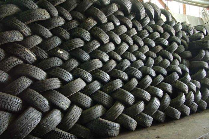 Сеть заводов по переработке шин запустят в России