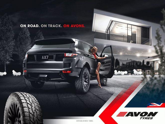 Avon Tyres расширяет ассортимент SUV-шин новой вседорожной моделью AX7