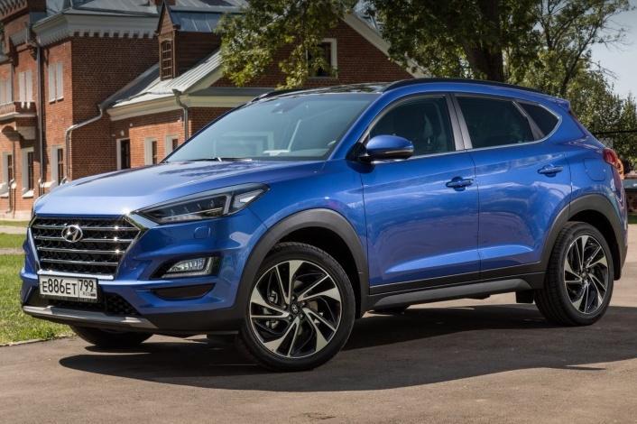 Hyundai Tucson едет в Россию с новым мотором