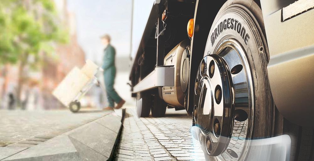 Bridgestone запускает на рынке России всесезонные грузовые шины нового поколения
