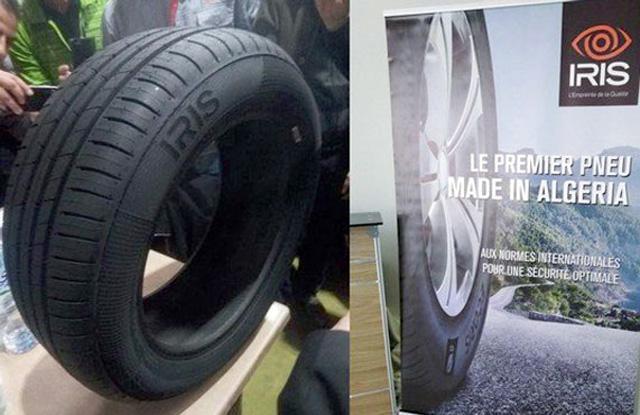 Алжирская Iris Tyres готовится к дебюту на выставке в Шанхае