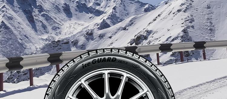 Yokohama Tire расширяет предложение зимних шин новой фрикционкой IceGUARD iG53