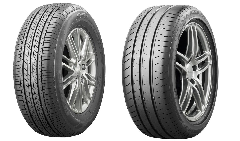 Обновленные Toyota Prius PHV обуют в Bridgestone Ecopia EP150 и Turanza T002