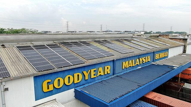 Завод Goodyear в Малайзии подтвердил репутацию экологически чистого предприятия