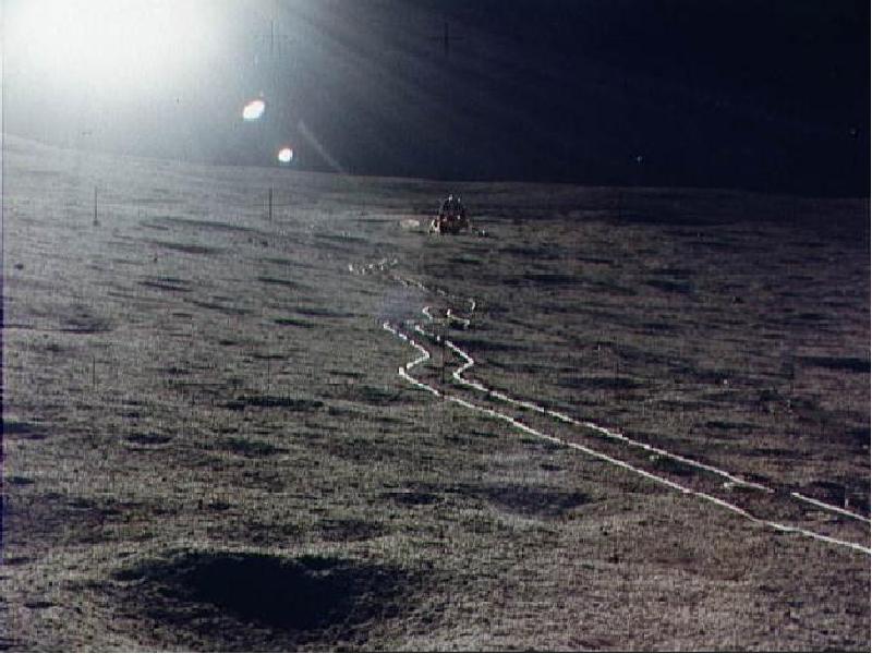 Goodyear отмечает 50-летие своей лунной программы